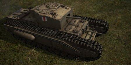World of Tanks британские танки