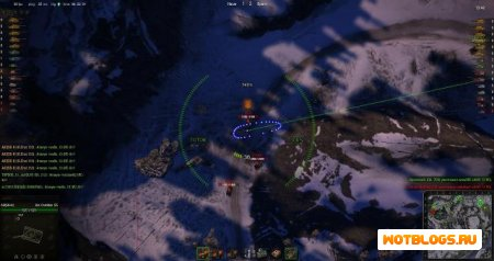 Сборка модов для World of Tanks 0.7.4