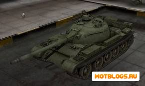World of Tanks. Обзор Type 62