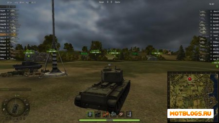Cборник модов для World of Tanks 0.7.5