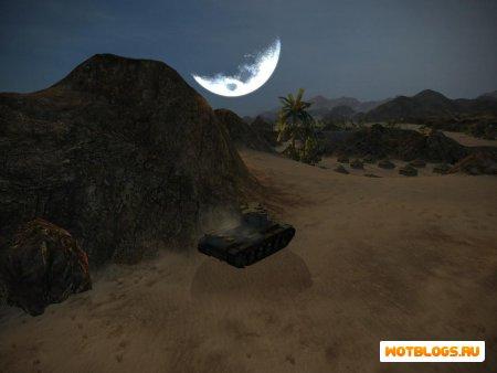 WOT Day-Night mod 0.7.5