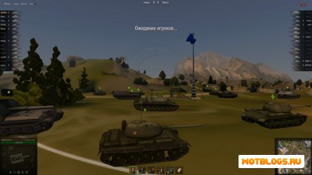 Танки от war thunder nation strengths