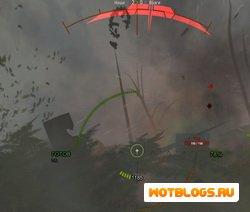 Мод индикации направления огня 0.8.0