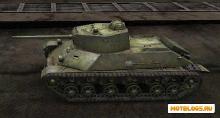 Сжатые текстуры 50% для World of Tanks 0.8.1
