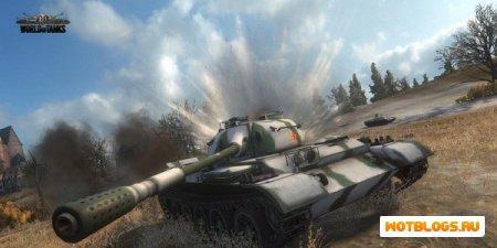 World of Tanks 0.8.2.Обзор китайских танков