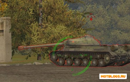 Прицелы GreenCross для World of Tanks 0.8.2