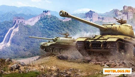 World of Tanks 0.8.3