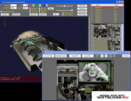 WoT Model Editor