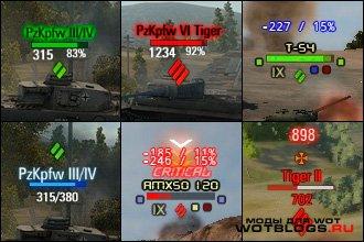 XVM 3.3.0 для World of Tanks 0.8.3