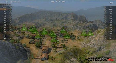 Зум мод для World of Tanks 0.8.3