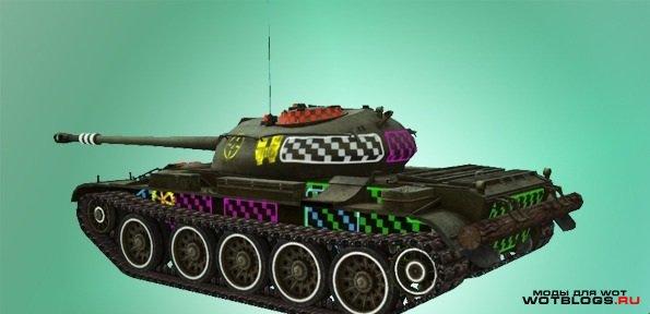 world of tanks контурные шкурки с зонами пробития WOT_VERSION