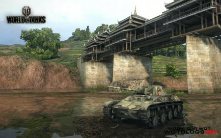 Новые танки в World of Tanks 0.8.5