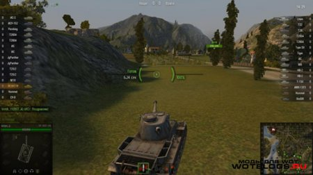World of Tanks Portable 0.8.4