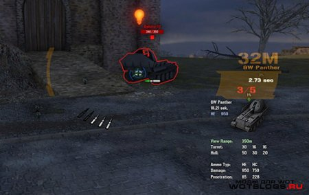 ������������� ������ ��� World of Tanks 0.8.5(eng)