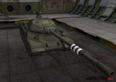 Отметки топ орудий для WoT 0.8.7