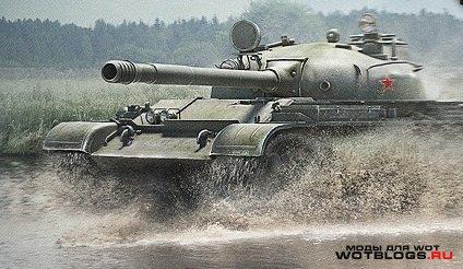 Акция в WoT «Юбилейный марафон: Т-62А»