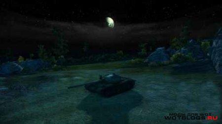 Мод Звездная Ночь для WoT 0.8.7