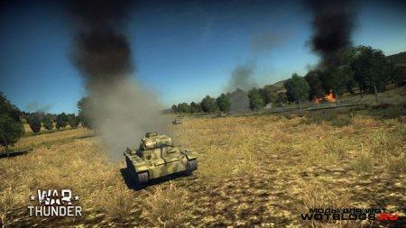 Аналог World of Tanks или кому надоел нерф!