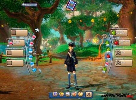 Мир бесплатных онлайн игр
