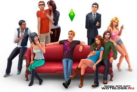 Новой Sims 4