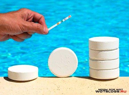 Идеальная чистота вашего бассейна
