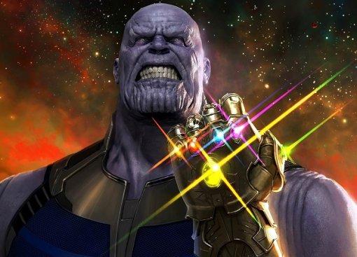 Танос пришел кнам винтернет! Его Перчатка распыляет половину запросов