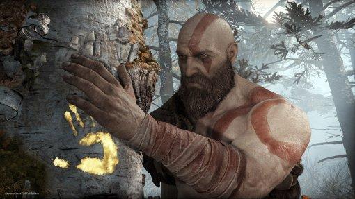 Sony анонсировала «Кратос: Перерождение»— полнометражную документалку про создание God ofWar
