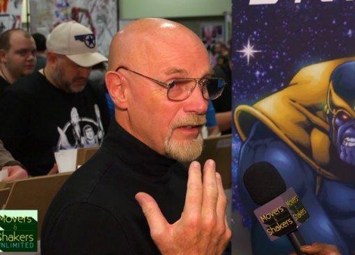Создатель Таноса рассказал освоем небольшом камео в«Мстителях: Финал»