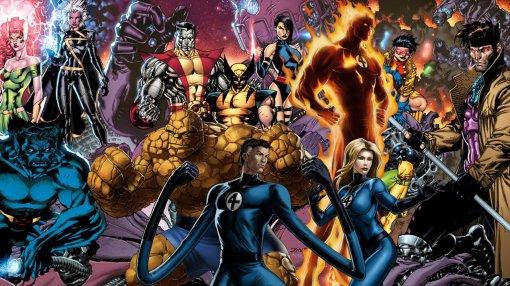 Marvel не хватало в предыдущих фильмах персонажей из «Людей Икс» и «Фантастической четверки»