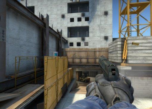 Про-игрок вCS:GOнашел слабое место накарте Vertigo. Valve стоит поторопиться с«фиксом»