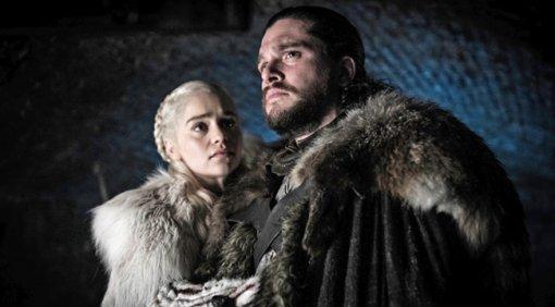 Эмилия Кларк прокомментировала финал 2 серии 8 сезона «Игры престолов»