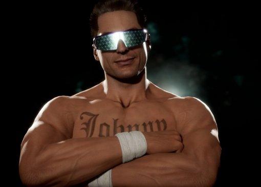 Втрейлер Mortal Kombat 11 для Switch попали новые сюжетные сцены. Джонни опять всех раздражает