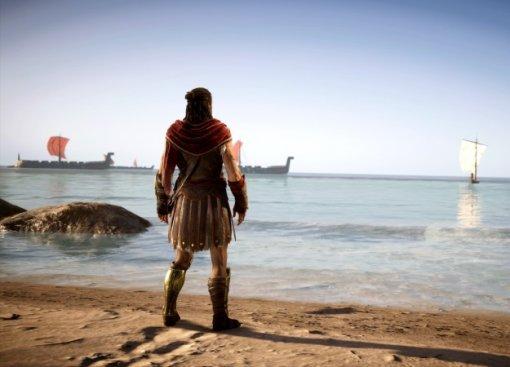 Ubisoft поделилась трейлером следующего DLC для Assassin's Creed Odyssey— «Судьба Атлантиды»