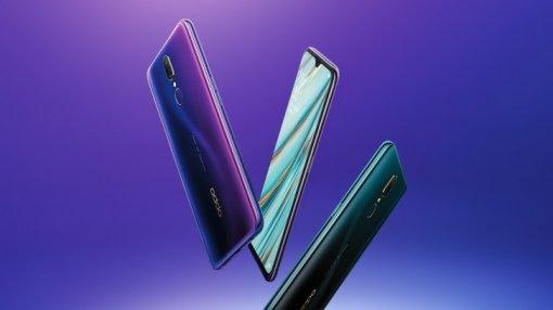 Oppo представила смартфон A9 в стильных цветовых вариантах