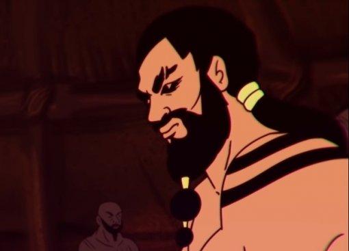 HBO выпустила мультфильм по«Игре престолов», вкотором Джейсон Момоа бьет шоураннера порукам