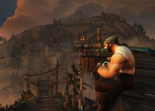 Как бы выглядела World of Warcraft с рейтрейсингом? Ничуть не хуже современных фильмов!