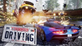 Разработчик Dangerous Driving рассказал о разработке игры и планах на будущее