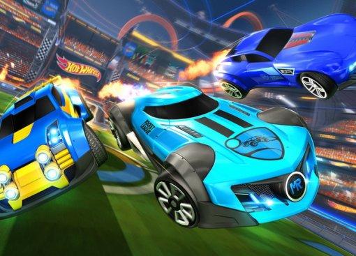 Epic Games купила разработчиков Rocket League. Теперь игра может пропасть изSteam