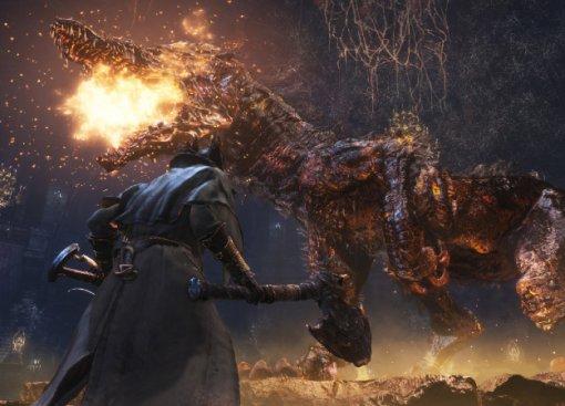 Датамайнер нашел в файлах альфа-версии Bloodborne альтернативную версию Королевы Нечистокровных