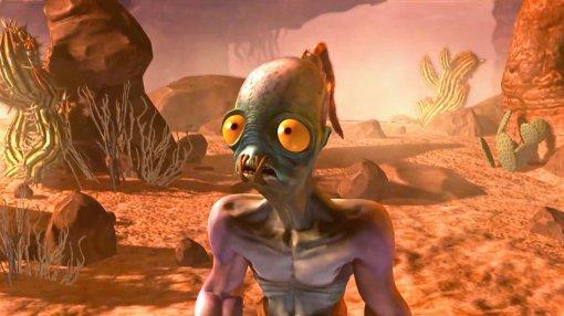 Oddworld: Soulstorm получила новый зрелищный трейлер