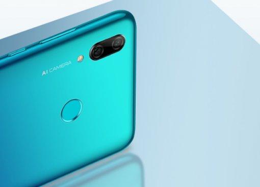 Huawei PSmartZ: представлен первый смартфон компании свыдвижной селфи-камерой