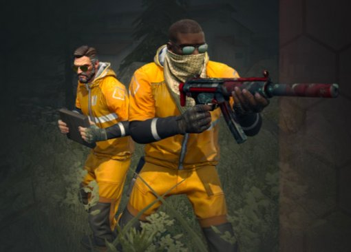 Valve выпустила обновление для своей «королевской битвы». Теперь она напоминает Apex Legends