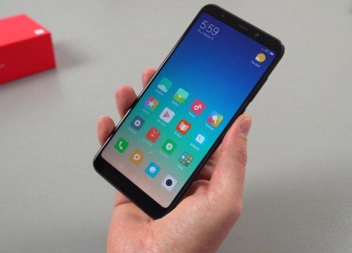 Xiaomi Redmi5 Plus получил обновление доAndroid9 Pie