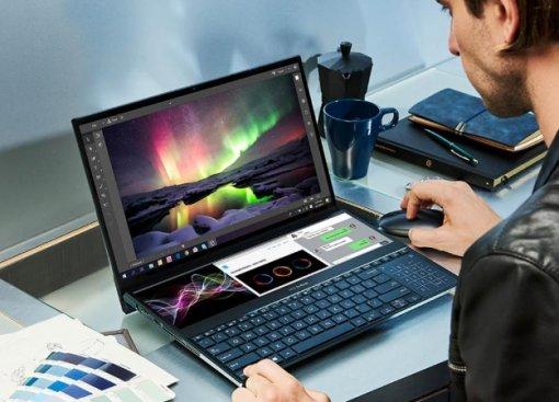Asus ZenBook Pro Duo: фантастический ноутбук сдвумя 4K-дисплеями
