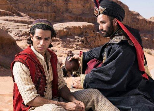 Критикам неочень понравился «Аладдин» Гая Ричи