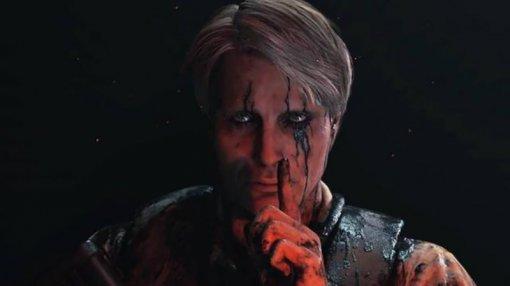 Что происходит? На Twitch-канале Sony началcя стрим по Death Stranding с зацикленным тизером