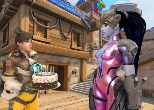 21мая вOverwatch стартует празднование годовщины игры