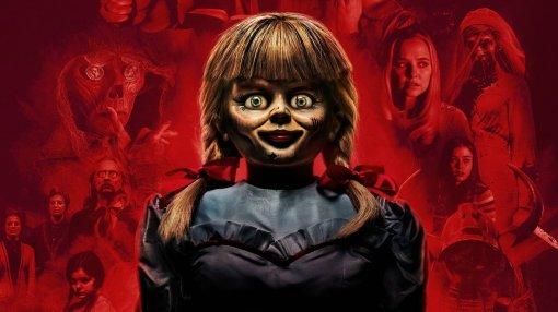 Злая кукла вырывается насвободу вновом трейлере «Проклятия Аннабель3»