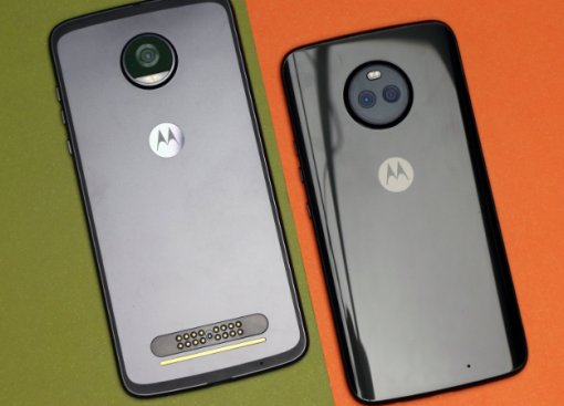 Раскрыты цены смартфонов Moto Z4иMoto Z4Force