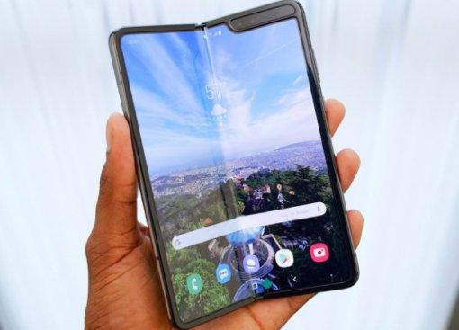 Надоработке: выход Samsung Galaxy Fold нестоит ждать раньше второго полугодия 2019 года